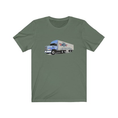 airplaneTees Truck Master Tee Option 2... Unisex Jersey Short Sleeve 6