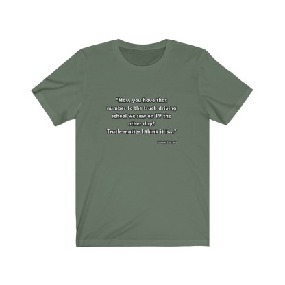 airplaneTees Goose Quote Tee... Unisex Jersey Short Sleeve 6