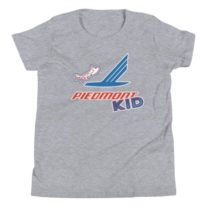 airplaneTees Piedmont Kid Youth Tee... Short Sleeve 10