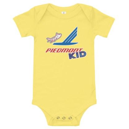 airplaneTees Piedmont Kid Onesie 1
