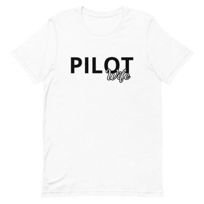 airplaneTees Custom Pilot Wife Tee... Short-Sleeve Unisex 6