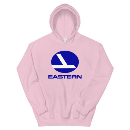 airplaneTees Eastern Airlines Logo Hoodie - Unisex 12