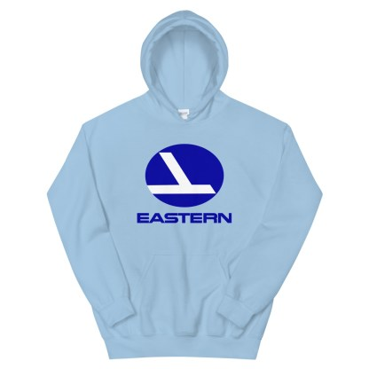 airplaneTees Eastern Airlines Logo Hoodie - Unisex 1