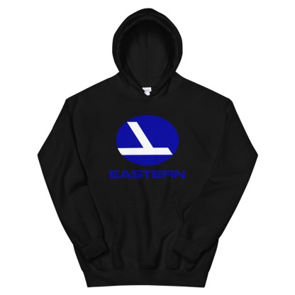 airplaneTees Eastern Airlines Logo Hoodie - Unisex 5