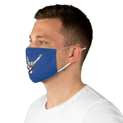 airplaneTees SuperPlane Face Mask - Fabric 5