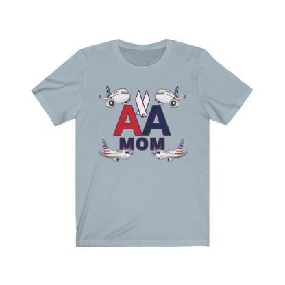 airplaneTees AA MOM Tee - Unisex Jersey Short Sleeve 9