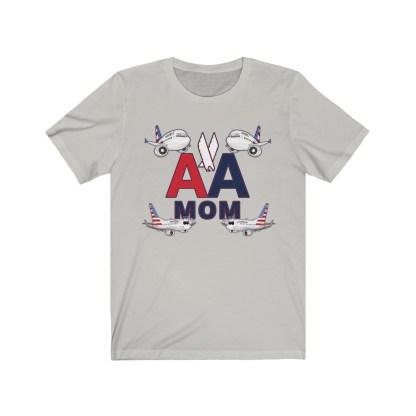 airplaneTees AA MOM Tee - Unisex Jersey Short Sleeve 5