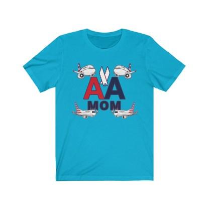airplaneTees AA MOM Tee - Unisex Jersey Short Sleeve 8