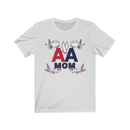 airplaneTees AA MOM Tee - Unisex Jersey Short Sleeve 3