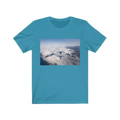 airplaneTees Blue Angels Tee - Unisex Jersey Short Sleeve 7