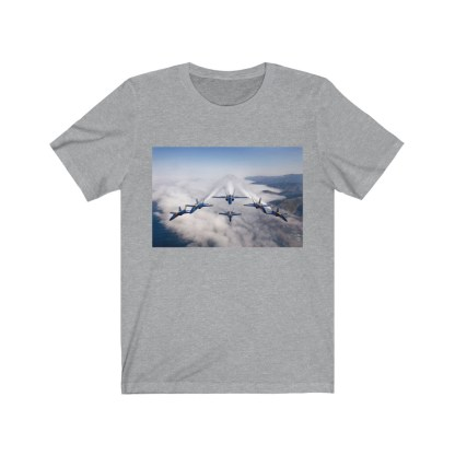 airplaneTees Blue Angels Tee - Unisex Jersey Short Sleeve 8