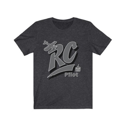airplaneTees RC Pilot Tee - Unisex Jersey Short Sleeve Tee 6