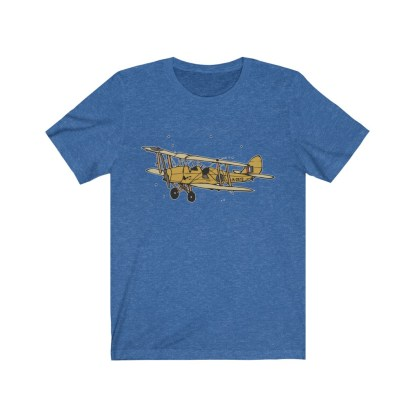 airplaneTees Flyin Dirty Tee - Unisex Jersey Short Sleeve 9