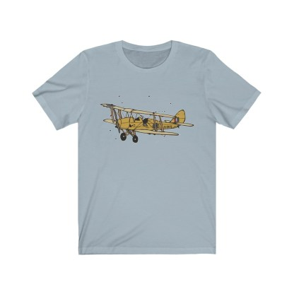 airplaneTees Flyin Dirty Tee - Unisex Jersey Short Sleeve 7