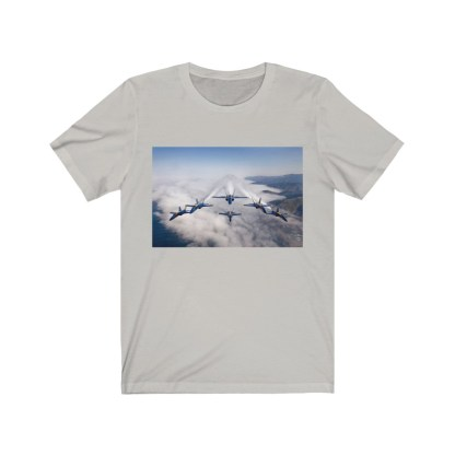 airplaneTees Blue Angels Tee - Unisex Jersey Short Sleeve 4