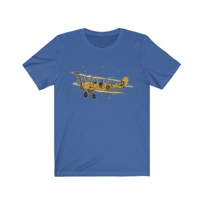 airplaneTees Flyin Dirty Tee - Unisex Jersey Short Sleeve 8