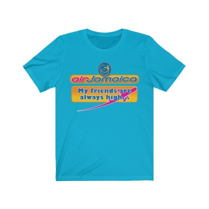 airplaneTees Air Jamaica Tee - Unisex Jersey Short Sleeve 11