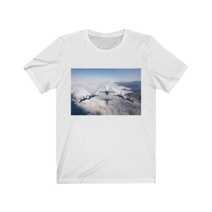 airplaneTees Blue Angels Tee - Unisex Jersey Short Sleeve 2