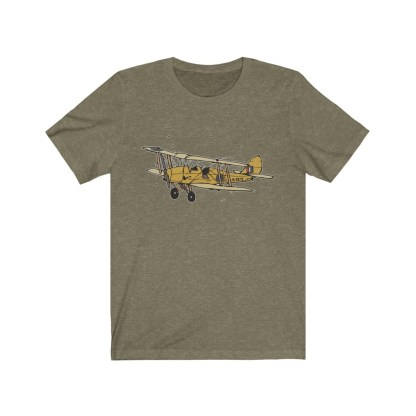 airplaneTees Flyin Dirty Tee - Unisex Jersey Short Sleeve 4