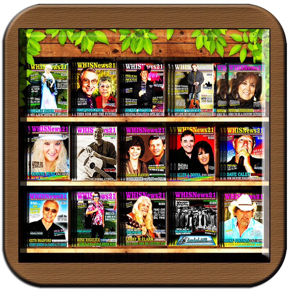 Find the layest WHISNews21 Magazine in our Store
