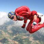 Image de Parachutiste en voltige