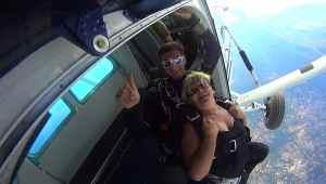 Saut en Parachute Fayence, Var, PACA à la limite des Alpes-Maritimes Fréjus