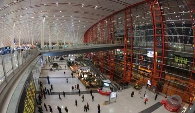 SSP Group secures     60m contract with Beijing     airport focus     Beijing Capital International Airport