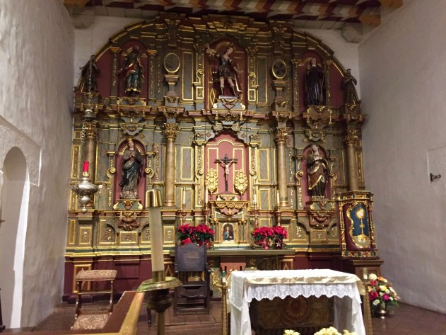 week in San Francisco - Mission Dolores