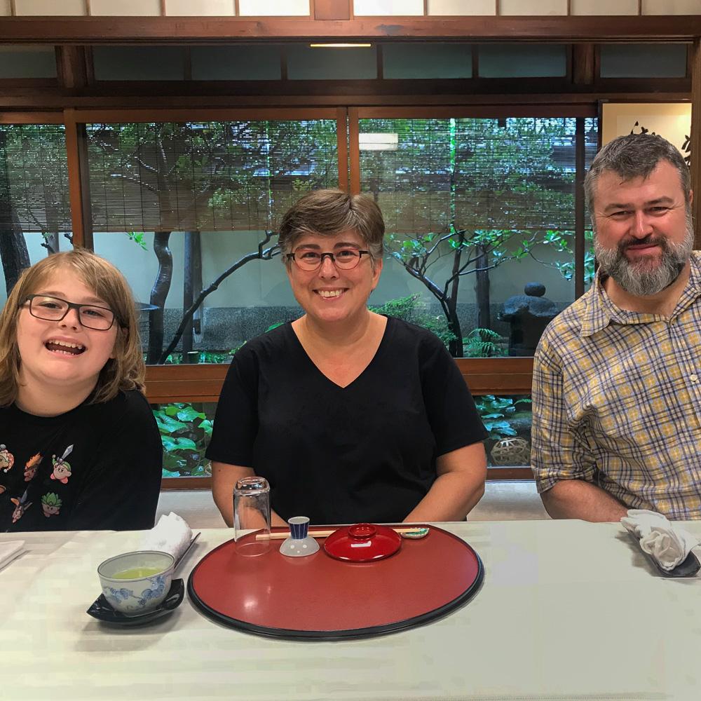family kaiseki