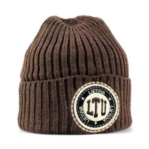 Trumpa žieminė kepurė LTU