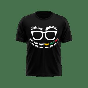 Vaikiški marškinėliai ŠYPSENĖLĖ