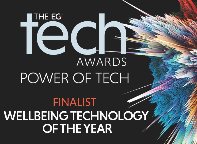 EG Tech Awards Wellbeing Technology of the Year
