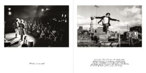 Moriarty Echoes from the Borderline photobook