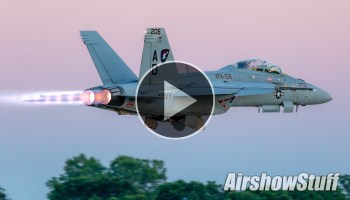 F/A-18F Super Hornet - Best of EAA AirVenture Oshkosh 2016