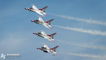 Air Force Thunderbirds 2019 Schedule USAF Thunderbirds 2019 Airshow Schedule Released – AirshowStuff
