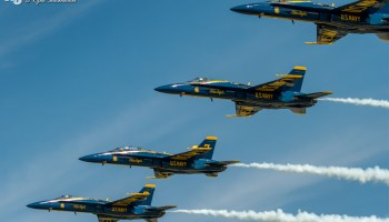 58c44fad71c Blue Angels Announce New Officers and Demonstration Pilots for 2019