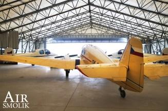 Hangar pro fotografy
