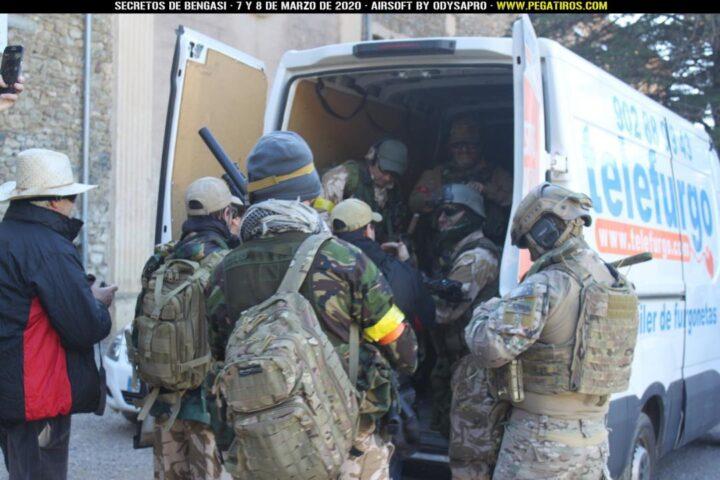 ¡Allí estuvimos! SECRETOS DE BENGASI, 1r vídeo reportaje oficial Bengasi