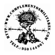 Artículos Militares y Complementos