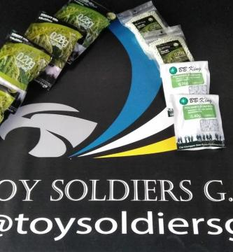 Toy soldiers GC