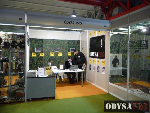 Reportaje fotográfico de la Feria de Airsoft PRO 2011 Foto-reportajes