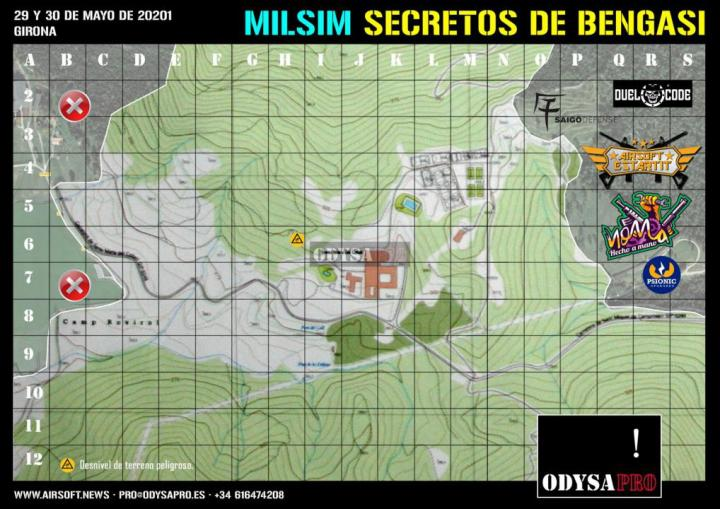 mapa topografico bengasi milsim