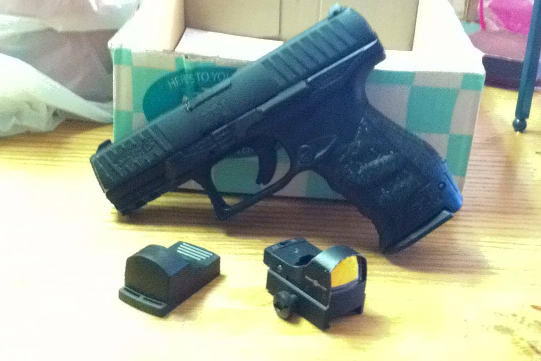 Walther ppq gbb m2 - Airsoft Classifieds