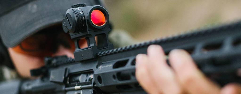 Why Does a Shooter Want a Primary Arms Micro Red Dot Sight?
