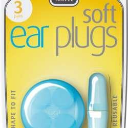 Bouchons d'oreille / Earplugs