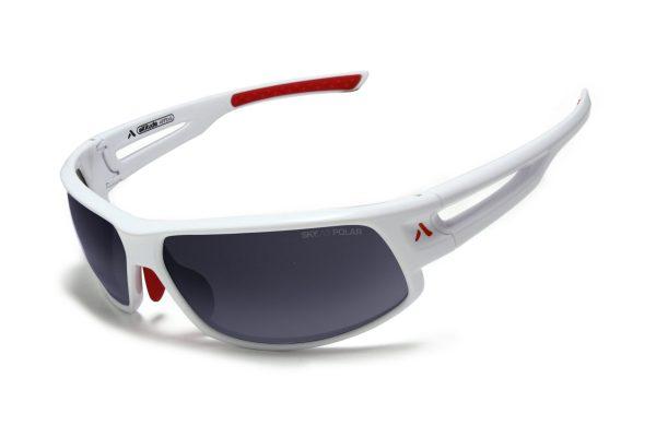 lunettes Aerial blanc polarisant