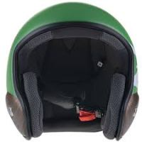 Casque ouvert / Open Helmet – ICE By Tonfly