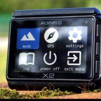 X2 nouvelle génération – Altimètre Digital GPS / X2 GPS Digital altimeter New generation – by AON2