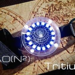 Altimètre / Altimeter – Tritium Edition limitée by AON2