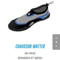 Chaussons d'eau / socks